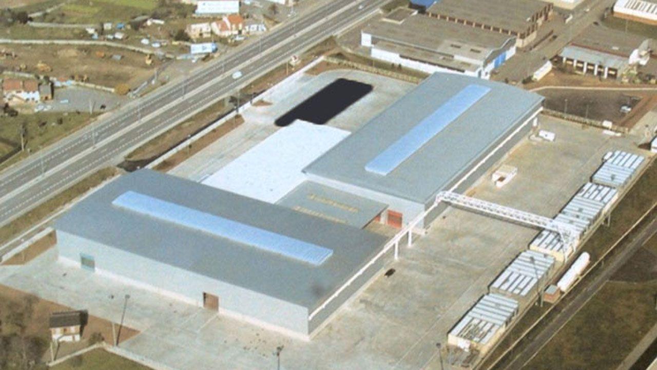La planta demostración fue construida en las inmediaciones de Modultec (empresa que pertenece al Grupo IMASA), ubicada a las afueras de Gijón