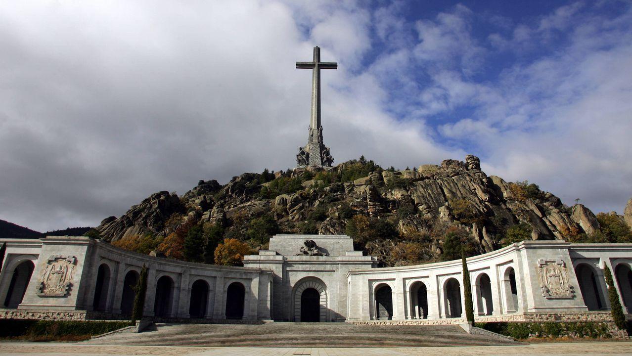 .Valle de los Caídos