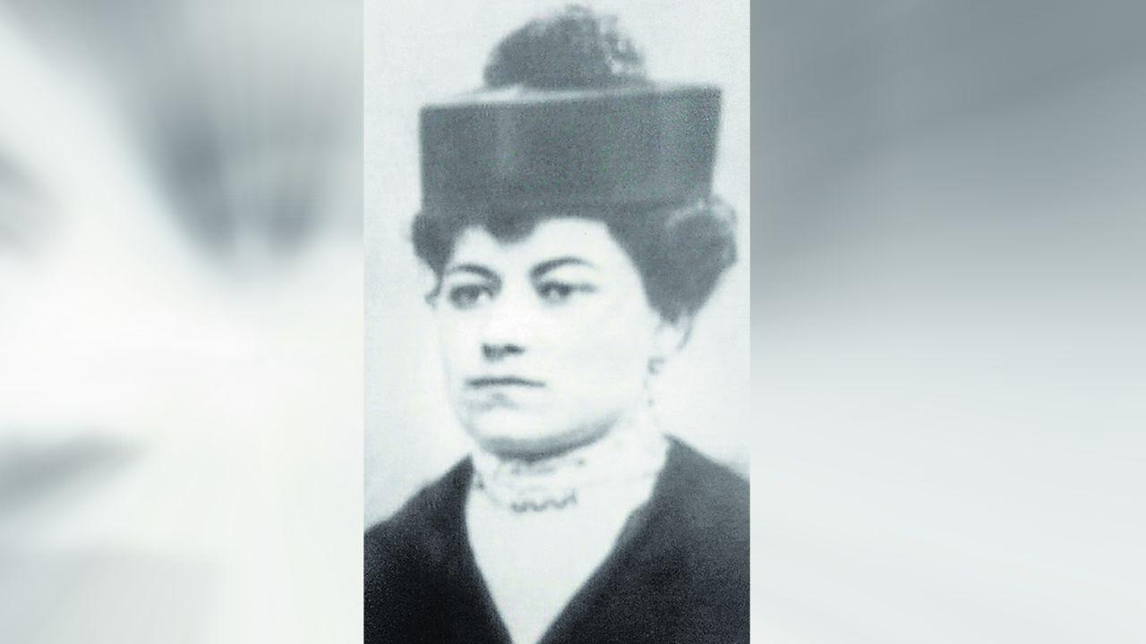 Manuela Barreiro fue la primera mujer matriculada en la USC y la primera gallega en licenciarse en Farmacia