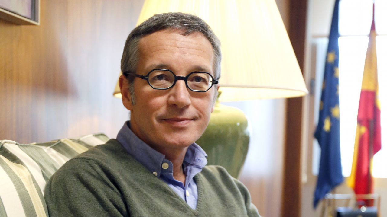Imagen con la que Josep Pàmies se presenta en su blog.Imagen con la que Josep Pàmies se presenta en su blog