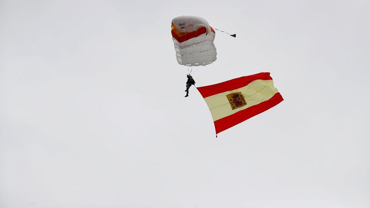 Desfile del Dia de la Fiesta Nacional