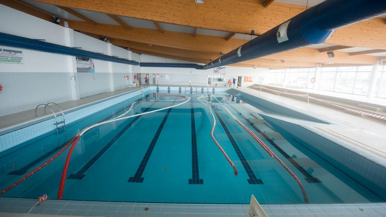 Ninguna empresa quiere la piscina de cee que suma 459 for Piscina carballo