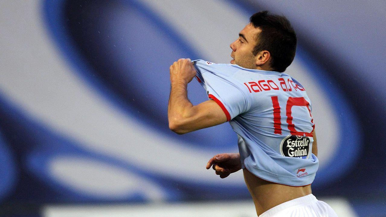 108 - Celta-Barcelona B (4-1) el 28 de abril del 2012. Doblete de Iago
