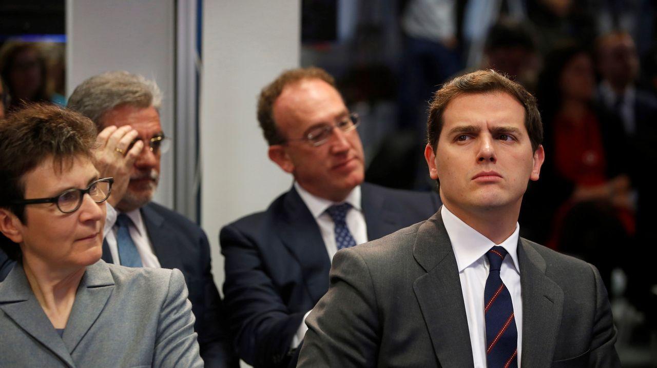 Rajoy dice que era «obligada» la dimisión de Cifuentes.Montoro fue «el primero» que denunció a los independentistas por malversación, recordó ayer Hernando