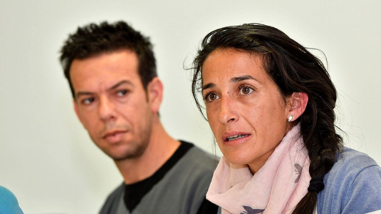 Los padres de Gabriel: «La Justicia hará posible que Ana Julia no vuelva a hacer daño».Los padres de Gabriel, en una imagen de archivo