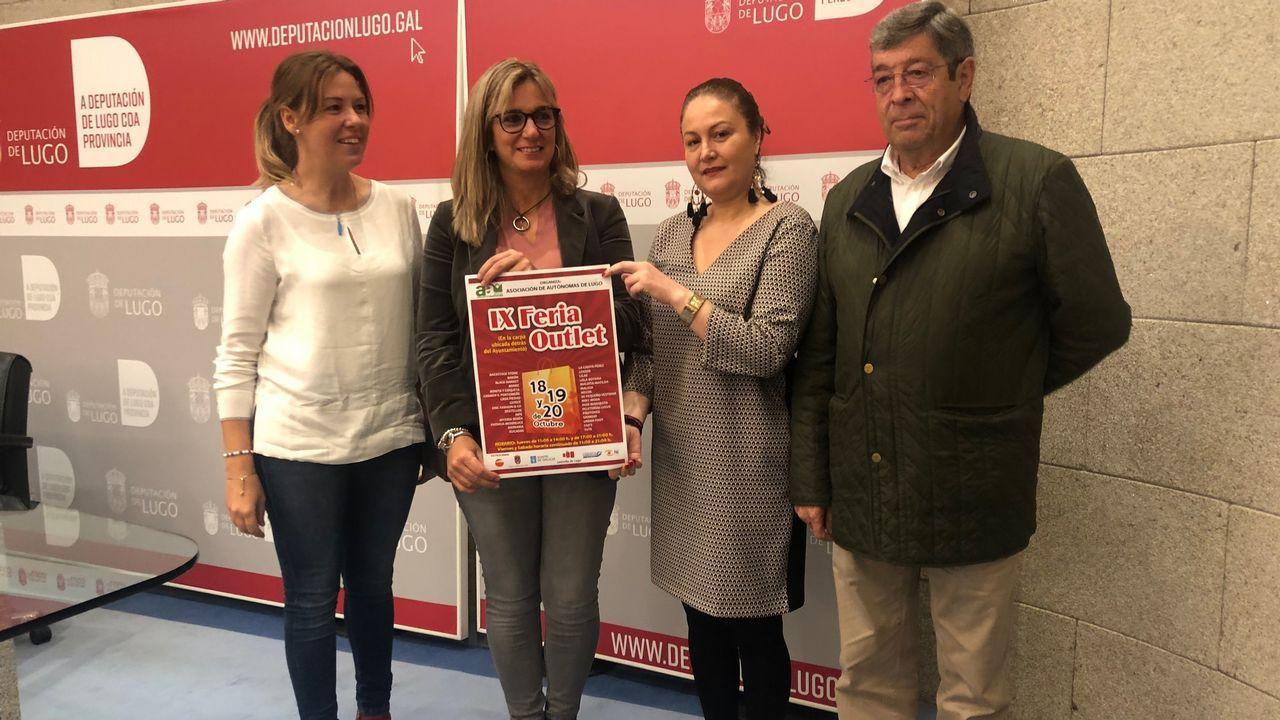 Presentación de la campaña «petfriendly» de Lugo Monumental