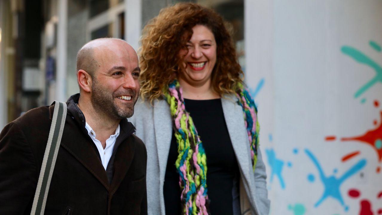Villares lamenta el voto a favor de las cuentas de cuatro diputados de En Marea