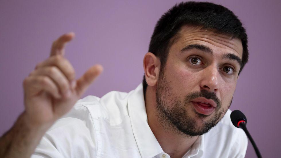 Espinar ganó 19.000 euros tras vender una vivienda protegida en la que no llegó a vivir.