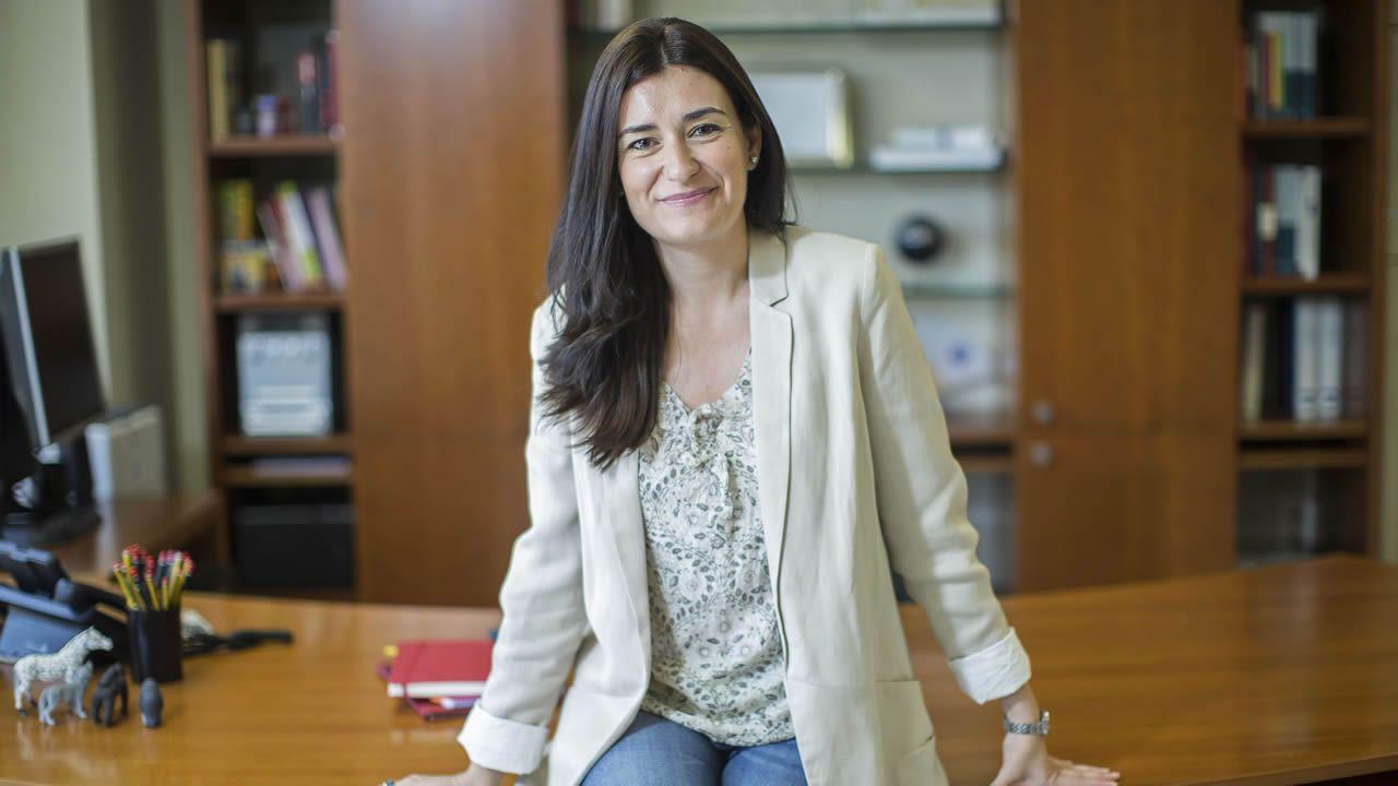 Carmen Montón, hasta ahora consellera valenciana de Sanidad, será la nueva ministra de Sanidad, Consumo y Bienestar Social
