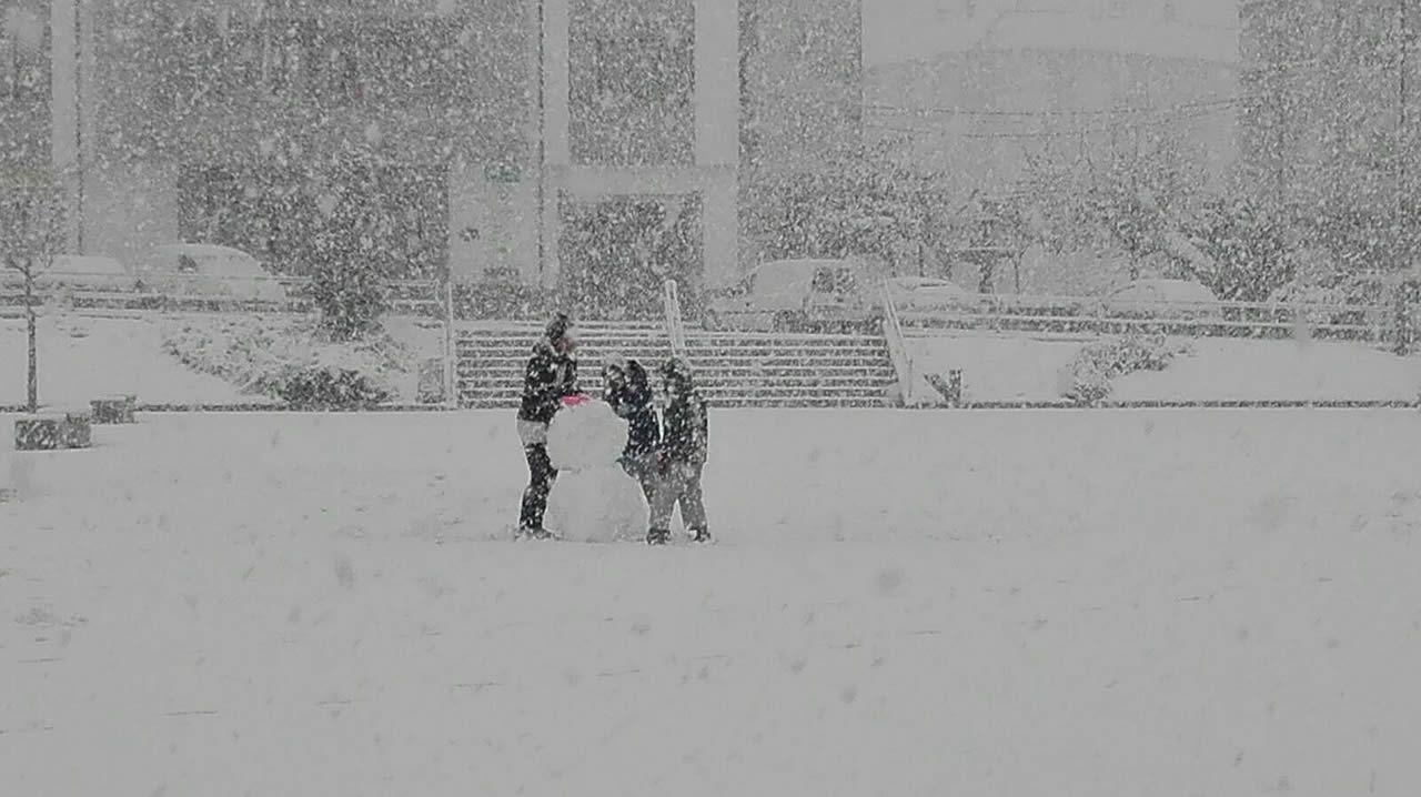 .Nieve en Teixeiro