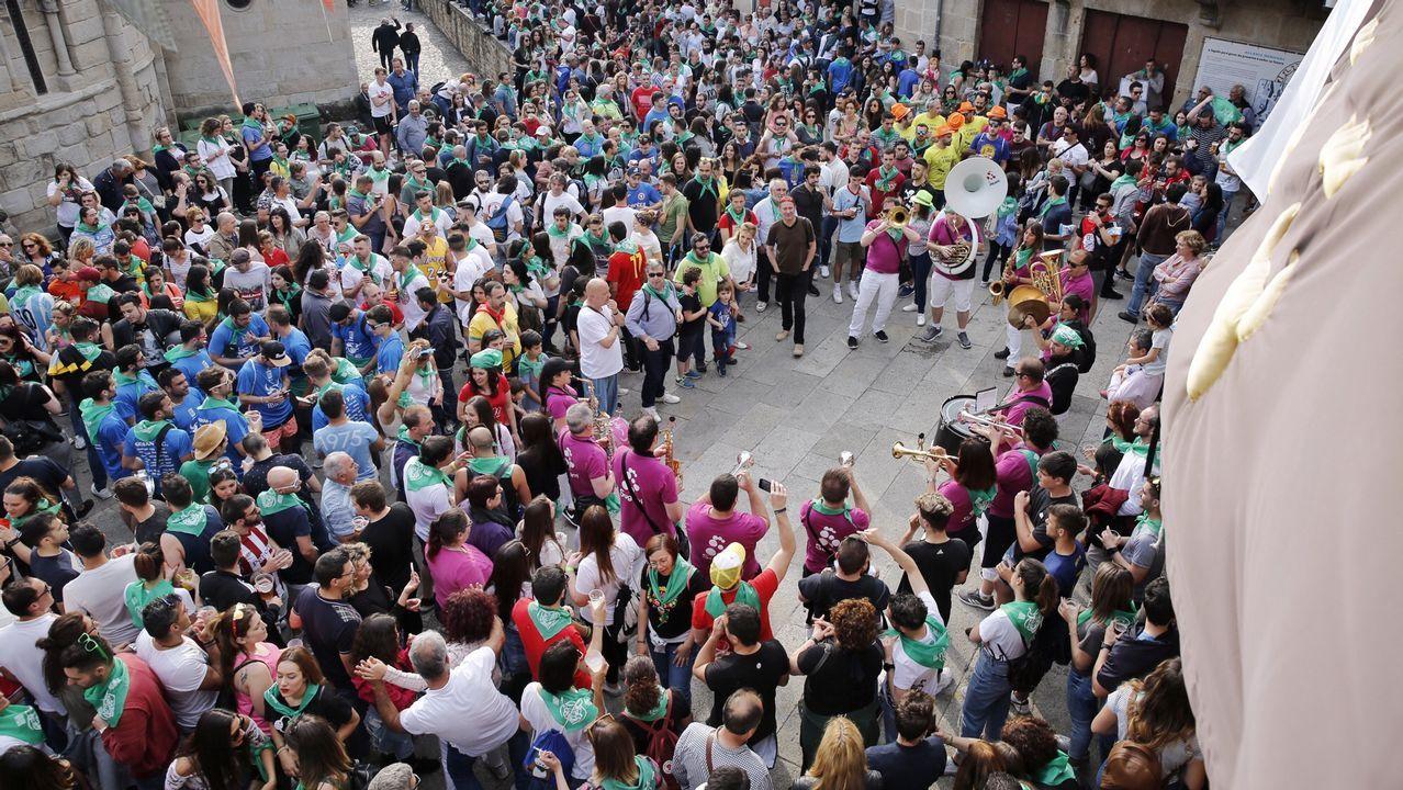 El alcalde de Allariz presenta su renuncia a un año de las municipales
