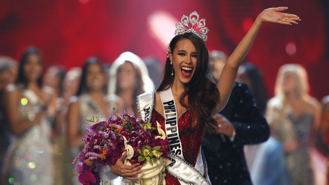 Catriona Gray, Miss Universo