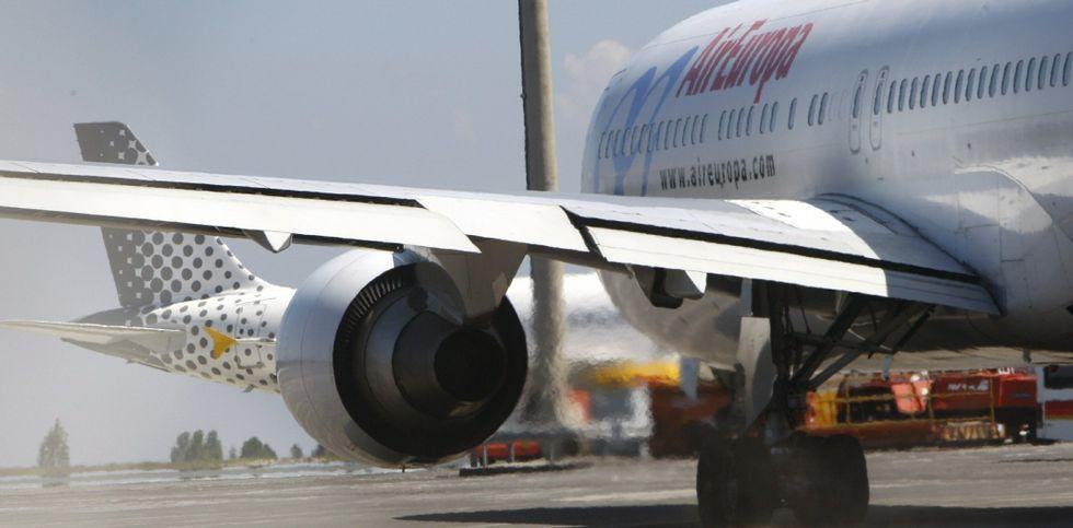 Air Europa, compañía, aerolínea