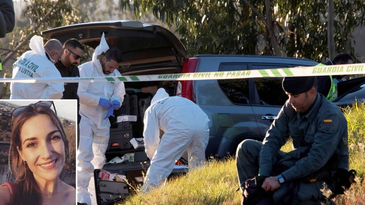 Hallan el cadáver de Laura Luelmo.En marzo de 2017 hubo intensas búsquedas para encontrar a Ramón López