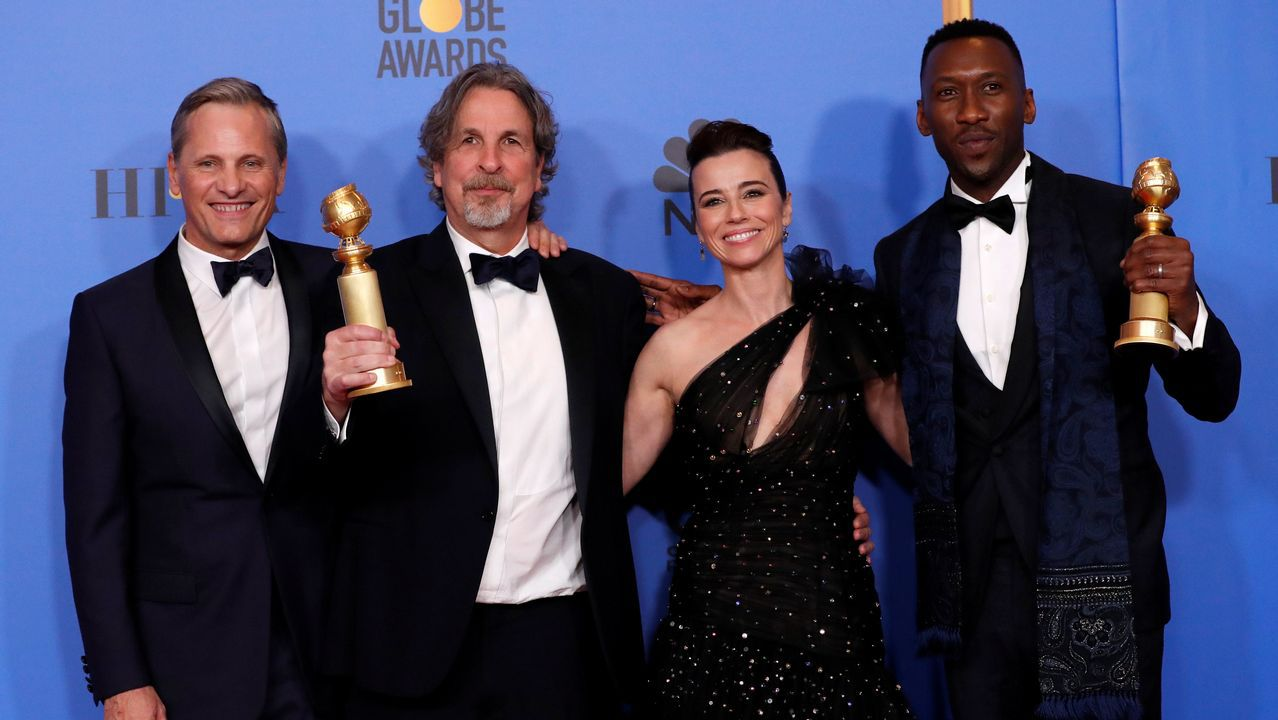 «Roma», «Green Book» y «Bohemian Rhapsody» triunfan en los Globos de Oro