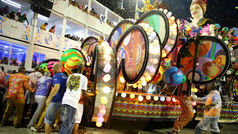 El carnaval de Río, en imágenes.Pablo Carreño