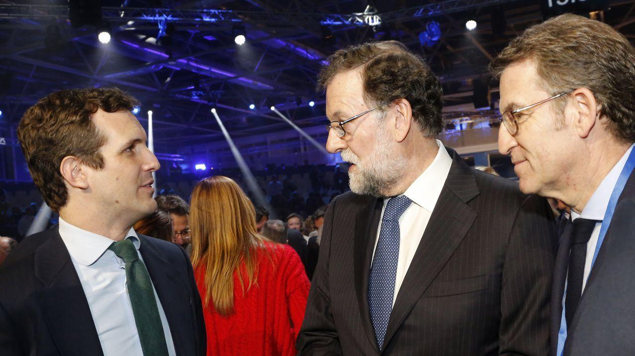 El PP de Casado escenifica una nueva etapa en la que quiere rearmarse en lo ideológico