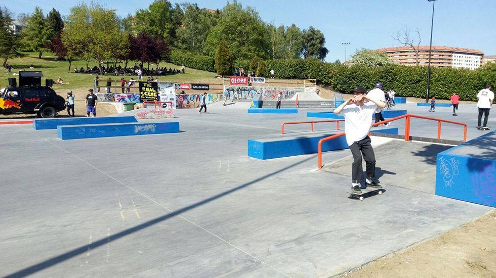 «Skatepark» de Oviedo
