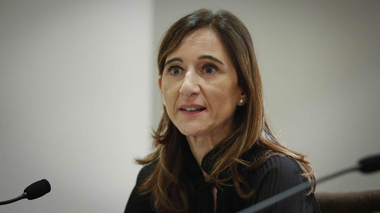 .Carmen Pomar, Consellería de Educación, Universidade e Formación Profesional
