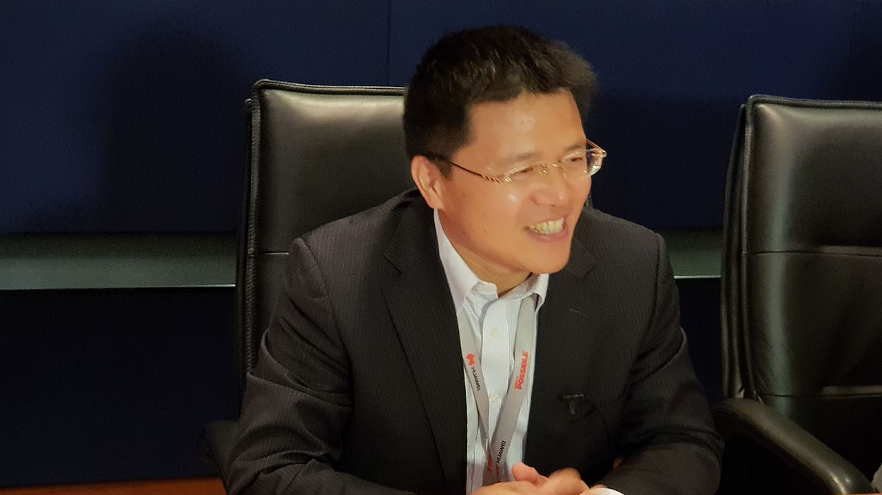 Jim Xu, director mundial de Márketing de Huawei