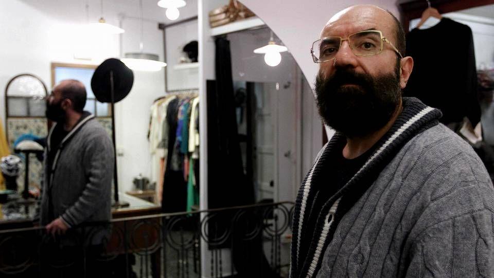 La trayectoria de Fernando Guillén.Miguel Ángel Silvestre, en la presentación de la película «Todo es silencio» en A Coruña.