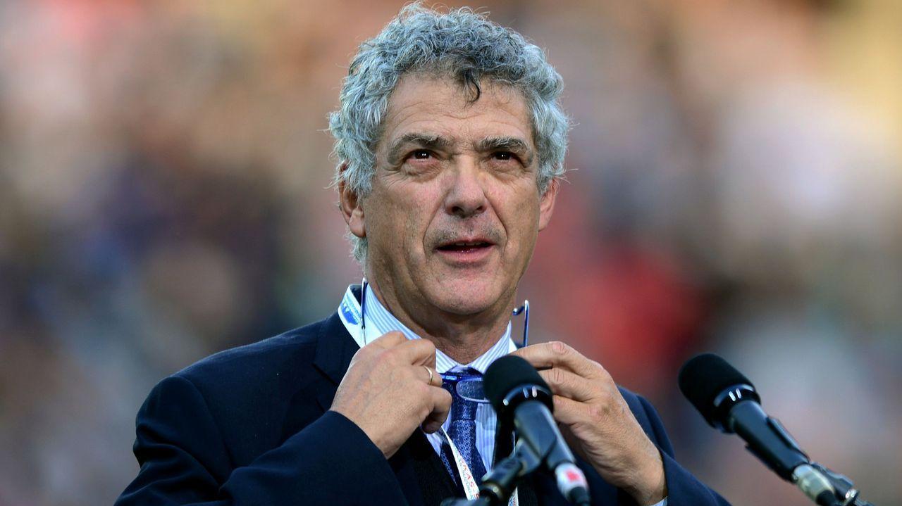 Villar sale de la cárcel.Juan Luis Larrea, nuevo presidente de la Real Federación Española de Fútbol