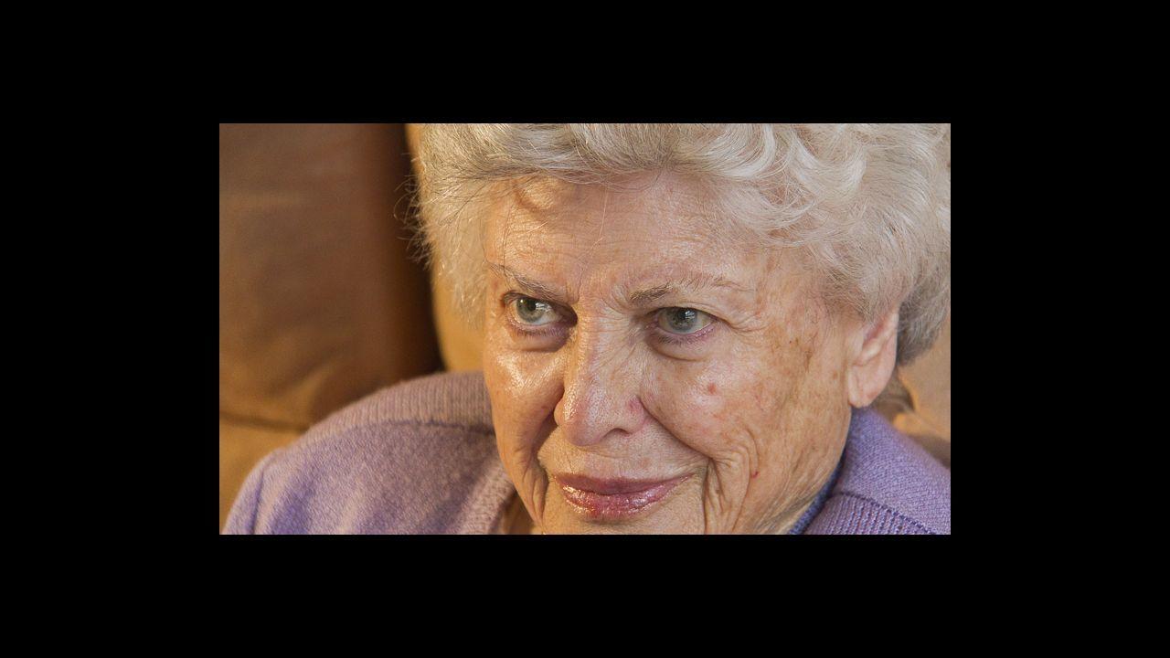Imágenes del rodaje del documental«Madre y maestra».