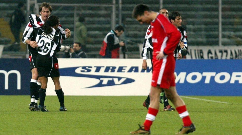 La cruel derrota en del Deportivo ante la Juventus, en imágenes