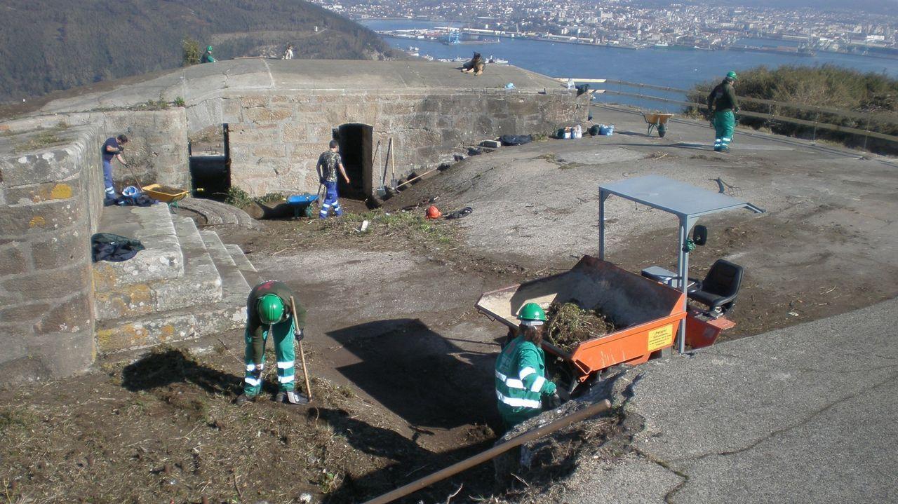 El Concello recibe medio millón de euros para programas de empleo juvenil.Marta Lois y Xavier Ferreiro