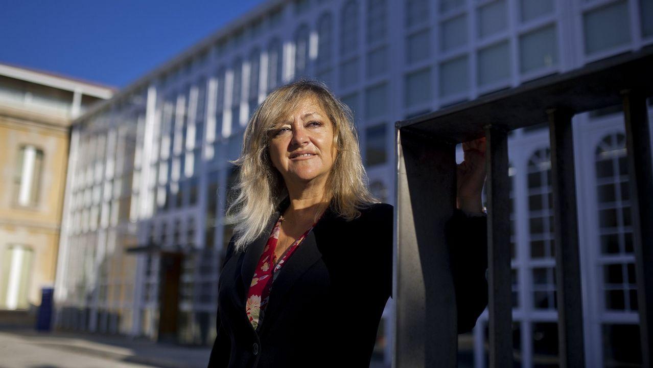 Manuela Santos, decana de Humanidades en Ferrol, ejercerá de anfitronia en el encuentro