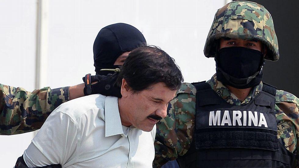 Desarticulado el grupo que ayudó a escapar al Chapo Guzmán.La actriz mexicana Kate del Castillo (derecha), junto a Juliette Binoche y Antonio Banderas en una imagen de archivo