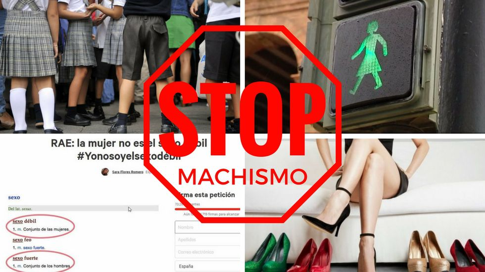 Stop Machismo.Stop Machismo