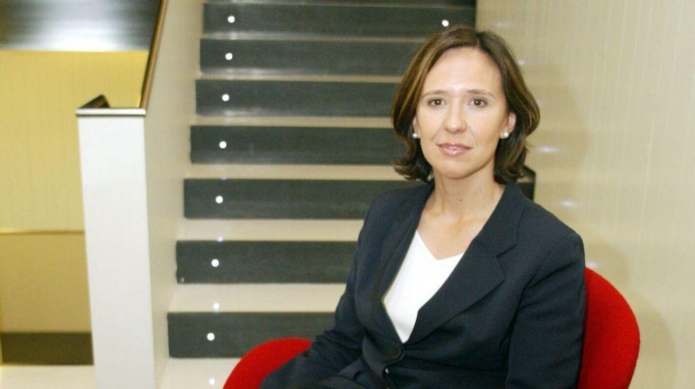 Teresa Sanjurjo.
