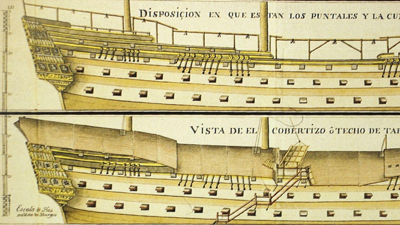 La teja gallega que protege el Caribe