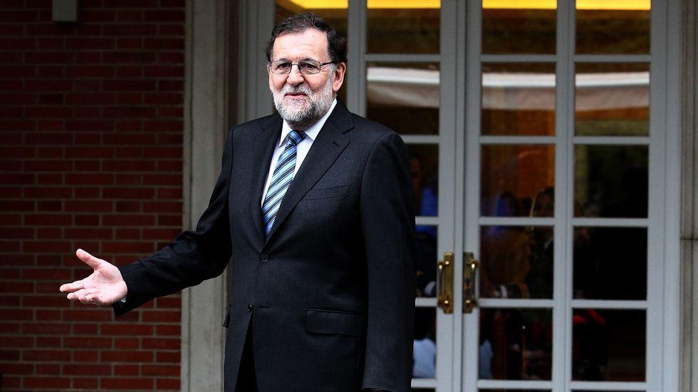 .Mariano Rajoy, presidente del Gobierno