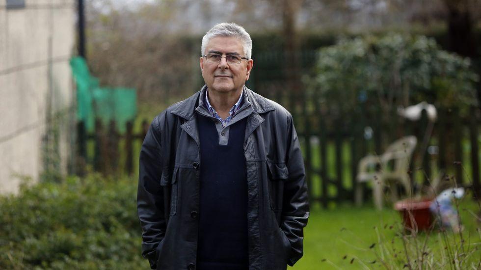 Walter Pardo será el nuevo alcalde de Malpica: las imágenes del pleno.Malpica. Alcalde: Walter Pardo (PSOE)