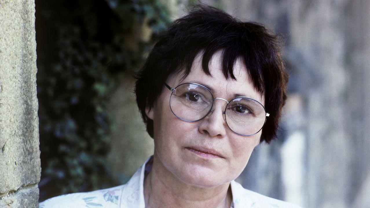 Agota Kristof (Csikvánd, Hungría, 1935-Neuchâtel, Suiza, 2011)