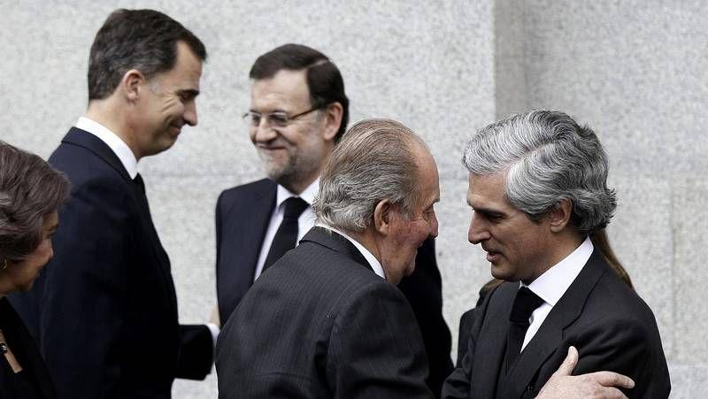 Último adiós a Adolfo Suárez