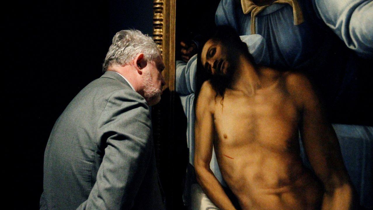 Inauguración en el Museo del Prado de la exposición «Lapide Depictum. Pintura italiana sobre piedra, 1530-1555»