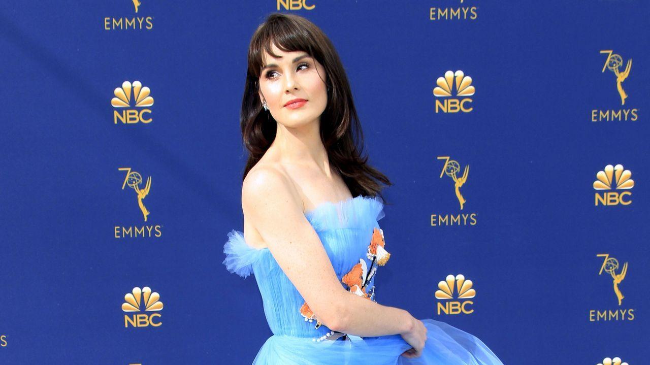 Emmy 2018: Michelle Dockery