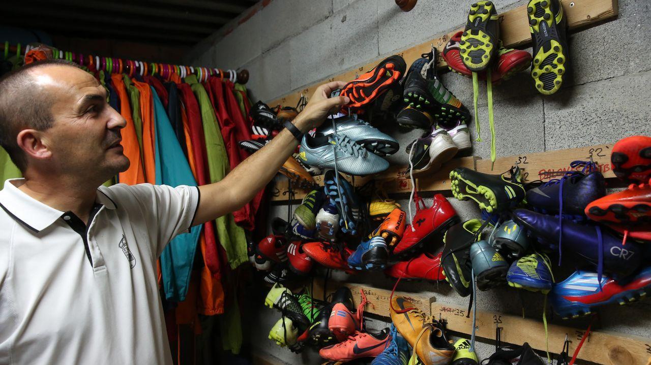 Que las botas no sean una excusa que impida ser futbolista