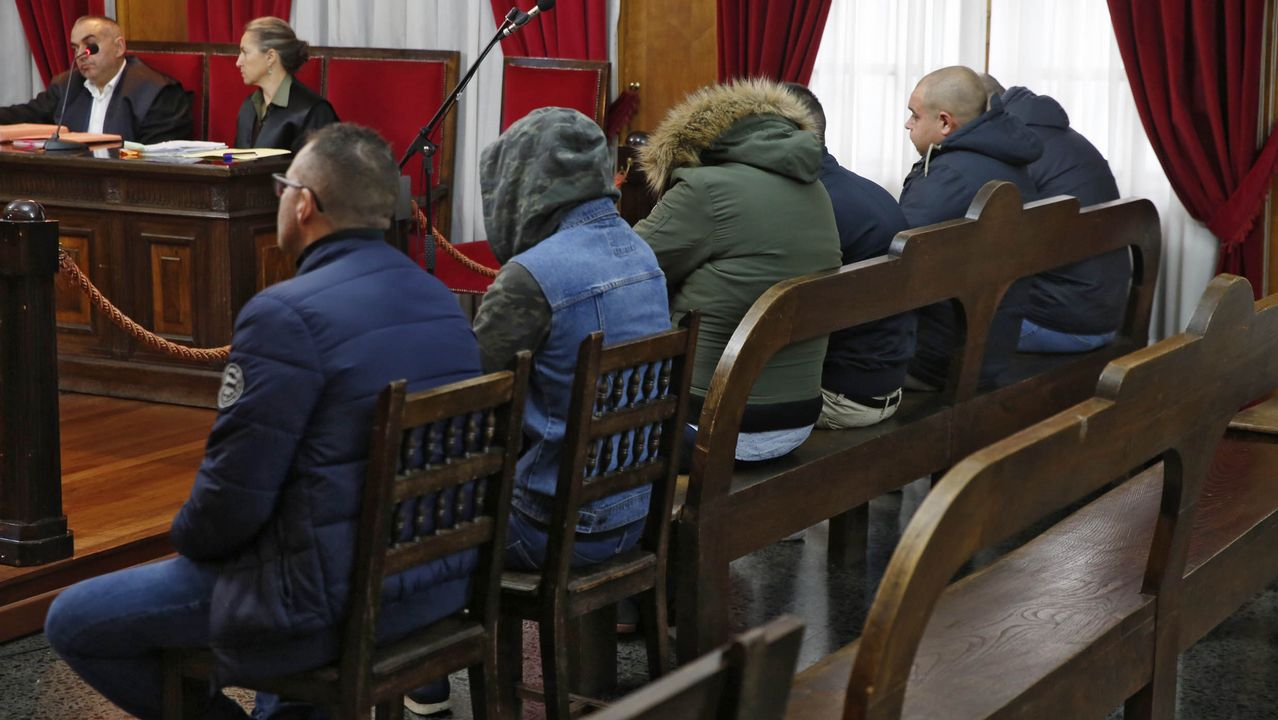 El patrón mayor de la cofradía, José Luis Villanueva, presentó una querella en el juzgado