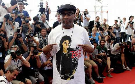 madridarena.Spike Lee presentó en Venecia su documental.
