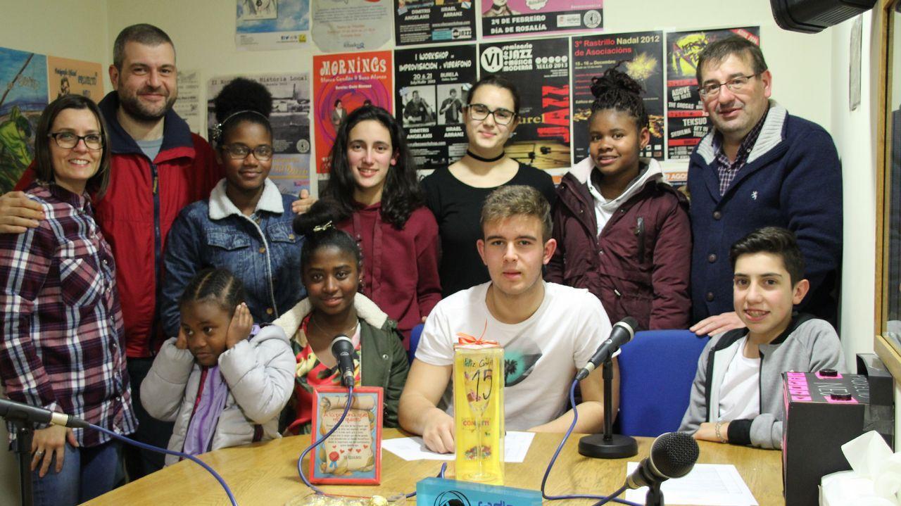 Imagen del proyecto Neo, un programa de radio que fomenta la integración