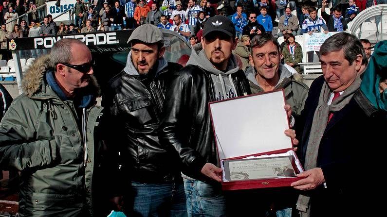 El Córdoba 0 - Deportivo 1, en fotos