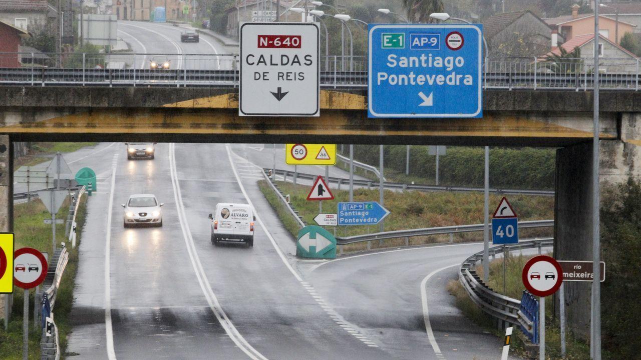 El puente se liberará en los próximos días de la maquinaria utilizada en su ampliación
