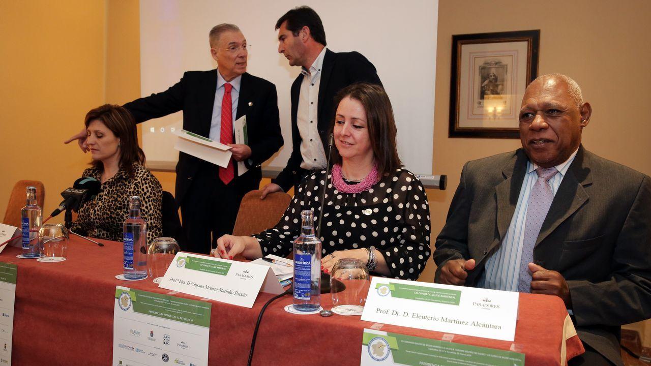 El hospital San Agustín, un referente del reciclaje.María Jesús Rosell, responsable de Medioambiente dentro del servicio de Prevención y Medioambiente del área sanitaria III