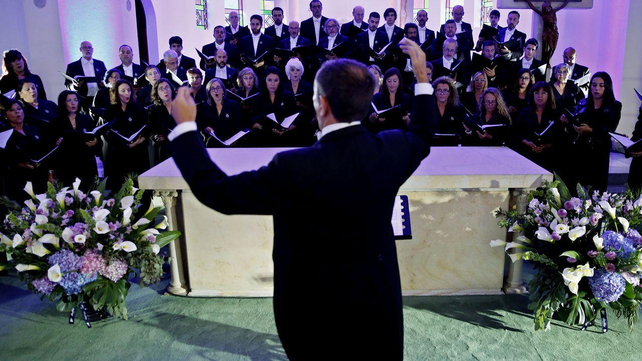 El coro de la Fundación Princesa, de Asturias a Colombia.El canciller de Nicaragua, en la IV Reunión de Ministros de Relaciones Exteriores de la Conferencia Iberoamericana