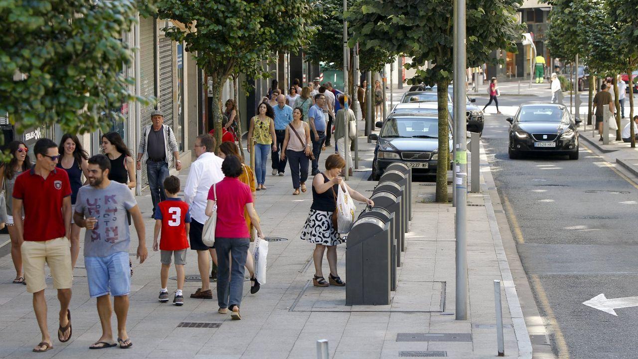 El Hilton de A Coruña abrirá en Semana Santa del 2020 y costará 10 millones de euros.Teresa Mallada. Asturias. Aupada desde Madrid sobre la presidenta del PP regional en busca de un acercamiento a Foro Asturias, de A. Cascos.