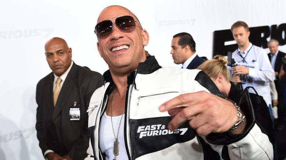 Los Teen Choice Awards 2015 ya tienen ganadores.Vin Diesel, protagonista de Fast and Furious 7
